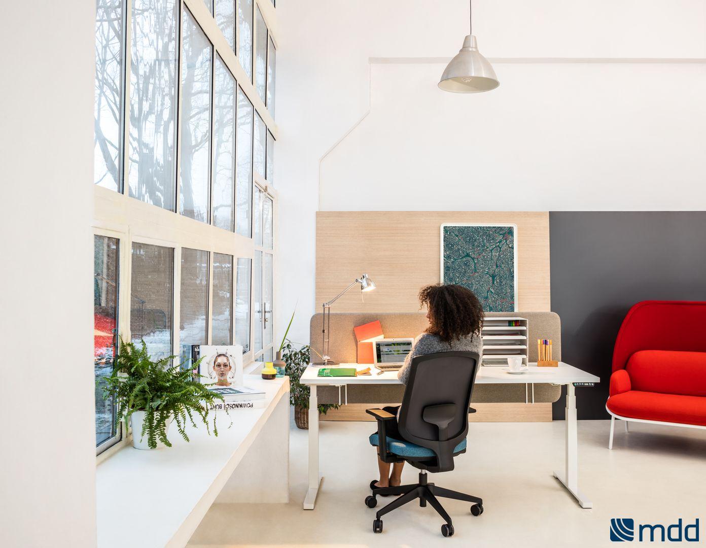 Vente bureaux réglables en hauteur bureaux open space bench