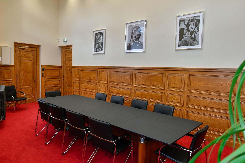 Mairie de henin beaumont 62 nos r alisations bureau du berger - Le bureau henin beaumont ...