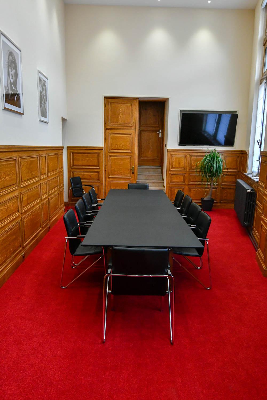mairie de henin beaumont 62 nos r alisations bureau du berger. Black Bedroom Furniture Sets. Home Design Ideas