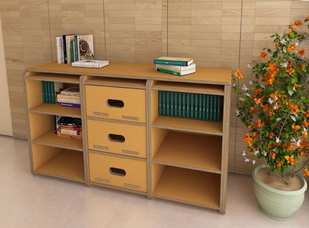 meuble de rangement bas maison design. Black Bedroom Furniture Sets. Home Design Ideas